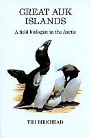 Great Auk Islands; a field biologist in the Arctic