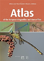 Atlas of the European dragonflies and damselflies