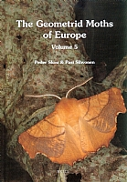 Geometrid Moths of Europa vol. 5