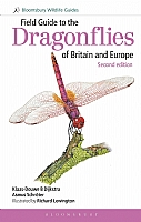 Field Guide to Dragonflies of Great Britain and Europe