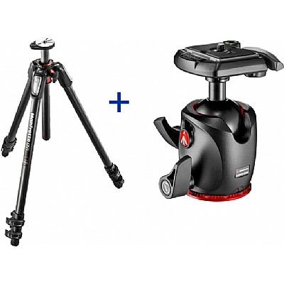 Manfrotto Kulehode MHXPRO-BHQ2 Magnesium