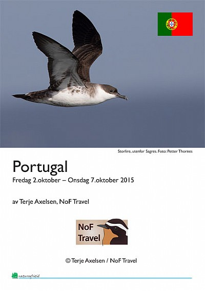 NoF Travel turrapport - Portugal 2015