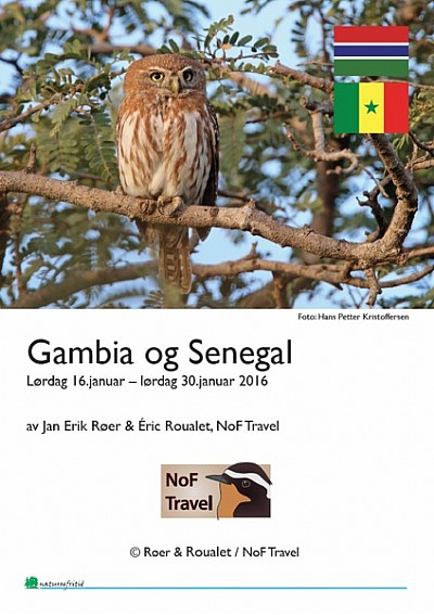 NoF Travel turrapport - Gambia 2016/1