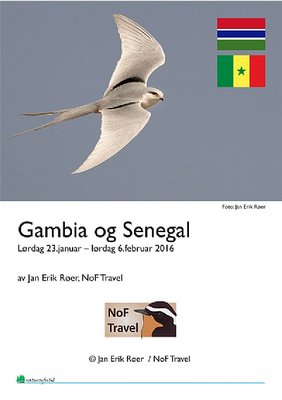 NoF Travel turrapport - Gambia 2016/2