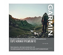 Topo Premium v3 for Garmin GPS