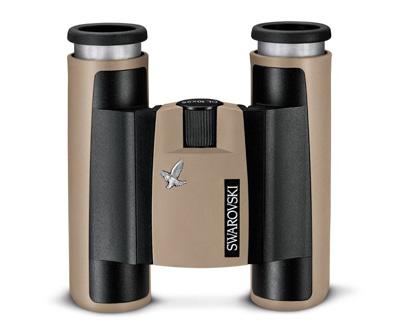 Swarovski CL Pocket 10x25 B Sandbrun Kikkert