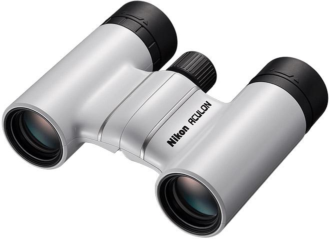 Nikon Aculon T51 8x24 rosa Mettalic kikkert