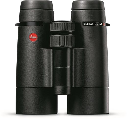 Leica Ultravid 7x42 HD-Plus Takkant kikkert