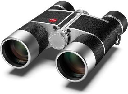 Leica Trinovid 7x35 Sølv, svart skinn Takkant kikkert
