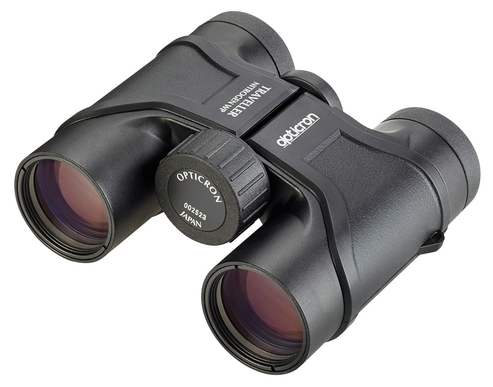 Opticron Traveller 8x32 BGA Mg Black Takkant kikkert