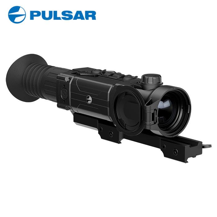 Pulsar Trail XQ50 Termisk riflekikkert med varmesøkende kamera, uten montering