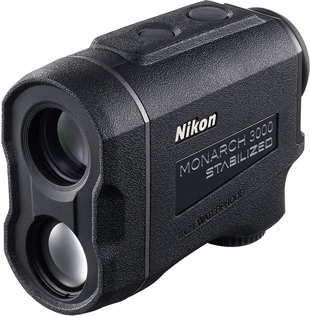 Nikon Monarch 3000 Stabilized Laser avstandsmåler