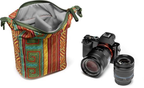 National Geographics Rainforest vesker og fotobager fra
