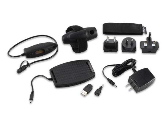 Garmin Batteripakke ekstern fitness solcellepan 010-10644-02