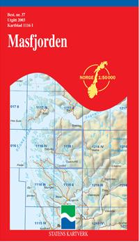 Topografisk Kart 1 50000 Fra Norge Statens Kartverk Ugland It