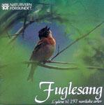 Fuglesang - 197 nordiske arter på CD
