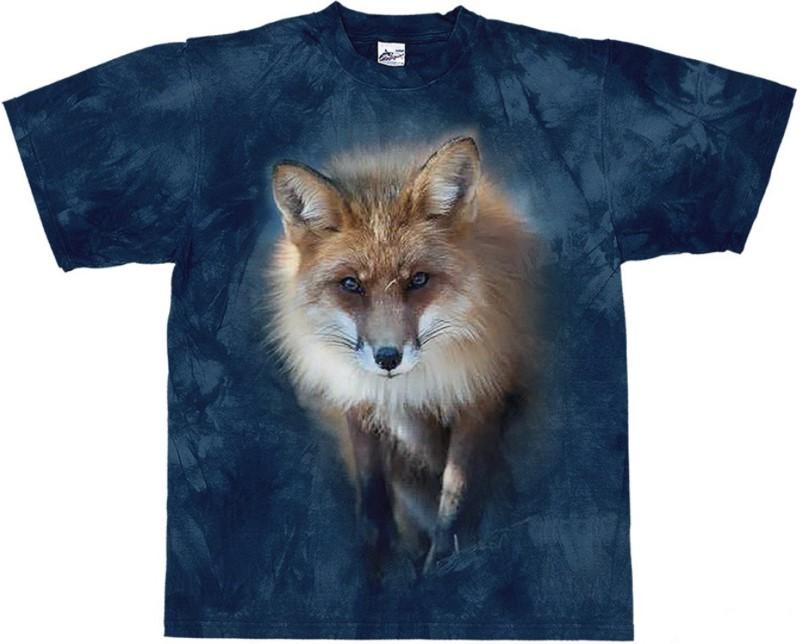 T-Skjorte Rev str. XL Safirblå