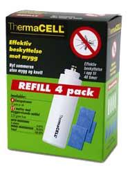 Thermacell R4 Refill Mygg- og knottfjerner