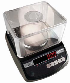 My Weigh iBalance M01