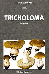 Fungi Europaei Vol. 3 Tricholoma (Fr.) Staude