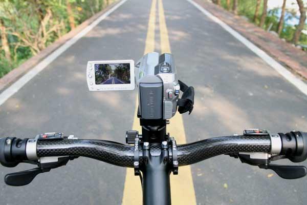 Feisol stativ til sykkelstyre
