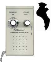Flaggermusdetektor fra Petterson