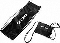 Gitzo anti støv bag 200x660 svart