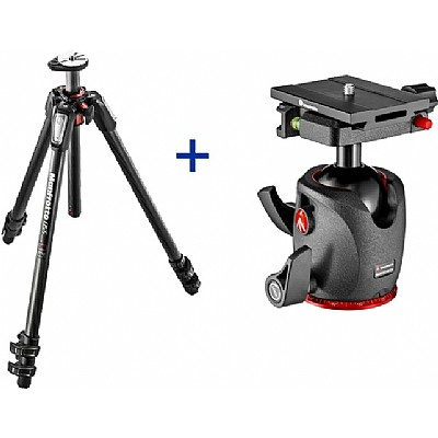 Manfrotto 055 Carbon 3-section Tripod