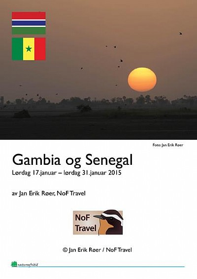 NoF Travel turrapport - Gambia 2014