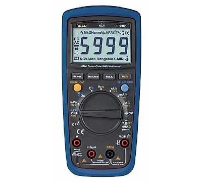 REED R5007 TRMS Digital Multimeter
