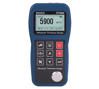 "REED R7900 Ultrasonic Thickness Gauge, 15.7"" (400mm)"