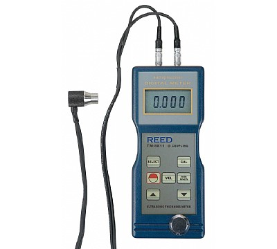 "REED TM-8811 Ultrasonic Thickness Gauge, 7.9"" (200mm)"