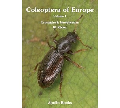 Coleoptera of Europe, Volume 1